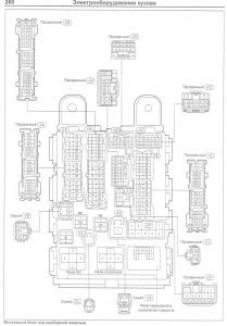 Схема монтажного блока Raum