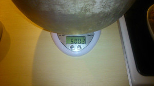 Настройка весов WH-B05